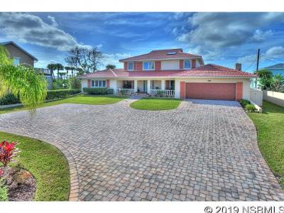 Port Orange Single Family Home For Sale: 3318 Peninsula Dr