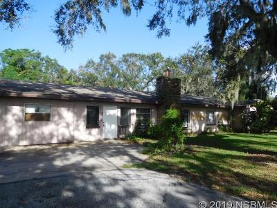 New Smyrna Beach Multi Family Home For Sale: 117 Wallace Rd