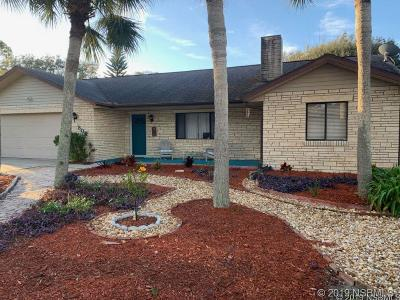 New Smyrna Beach Single Family Home For Sale: 803 Maple St