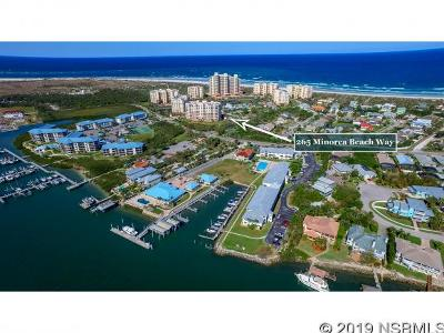 Single Family Home For Sale: 265 Minorca Beach Way #404