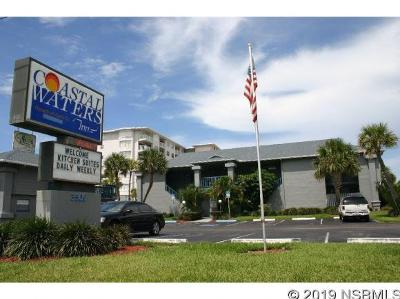 New Smyrna Beach Single Family Home For Sale: 3509 Atlantic Ave #305