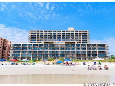 New Smyrna Beach Single Family Home For Sale: 4139 Atlantic Ave #B601