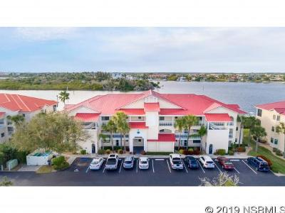 New Smyrna Beach Single Family Home For Sale: 456 Bouchelle Dr #201