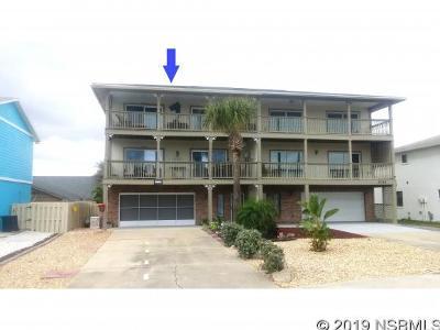 New Smyrna Beach Single Family Home For Sale: 3708 Atlantic Ave