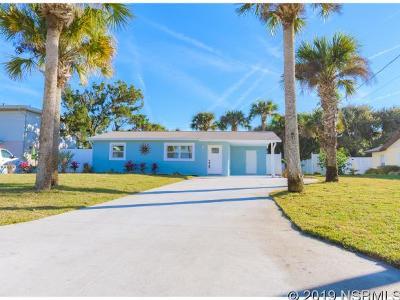 New Smyrna Beach Single Family Home For Sale: 16 Hillside Dr