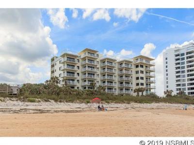 New Smyrna Beach Single Family Home For Sale: 5301 Atlantic Ave #400