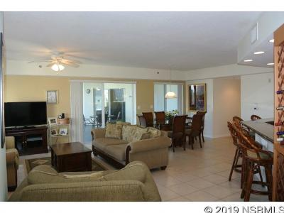 New Smyrna Beach Single Family Home For Sale: 5300 Atlantic Ave #8601