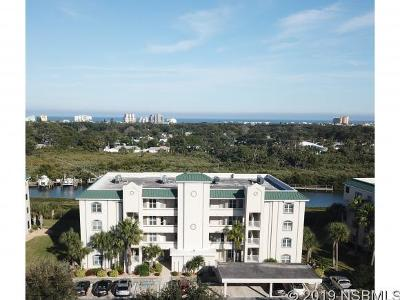 New Smyrna Beach Single Family Home For Sale: 430 Bouchelle Dr #102