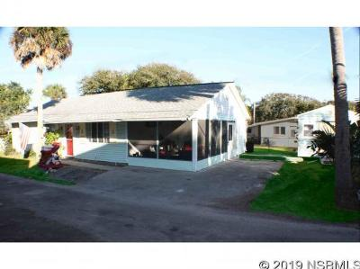 New Smyrna Beach Single Family Home For Sale: 212 Esther St