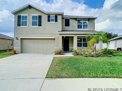 Edgewater Single Family Home For Sale: 147 Fishermans Cove Dr