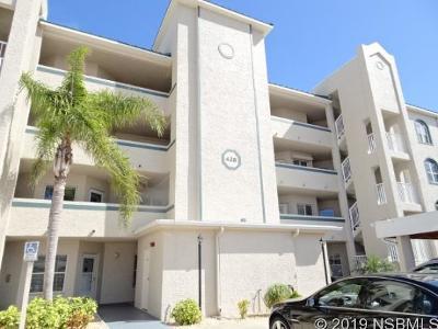 New Smyrna Beach Single Family Home For Sale: 428 Bouchelle Dr #204