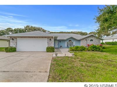 New Smyrna Beach Single Family Home For Sale: 820 21st Ave