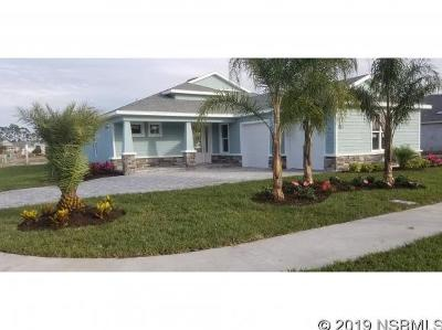 Venetian Bay Single Family Home For Sale: 3096 Borassus Dr Lot 68