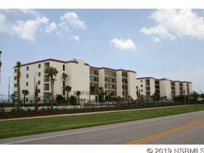 New Smyrna Beach Single Family Home For Sale: 6713 Turtlemound Rd #110