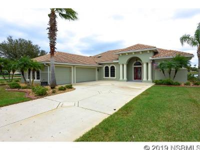 New Smyrna Beach Single Family Home For Sale: 3550 Maribella Dr
