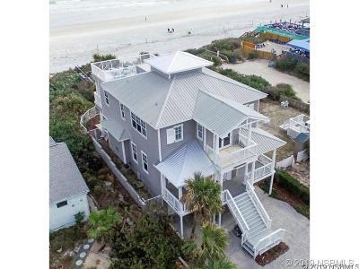 New Smyrna Beach Single Family Home For Sale: 3309 Hill Street