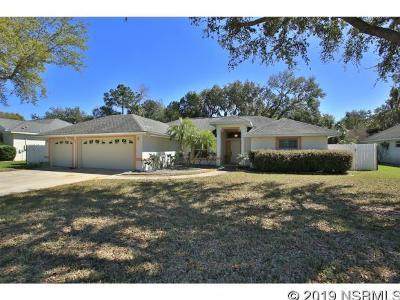 Port Orange Single Family Home Contingency: 6092 Summerlake Dr