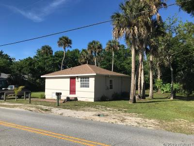 New Smyrna Beach Single Family Home For Sale: 335 N Myrtle