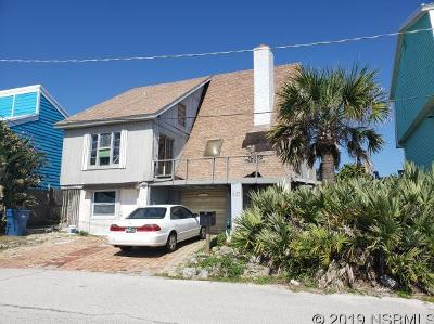 New Smyrna Beach Single Family Home For Sale: 6023 Atlantic Ave