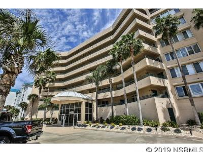 Ponce Inlet Condo/Townhouse For Sale: 4651 S Atlantic Avenue #203