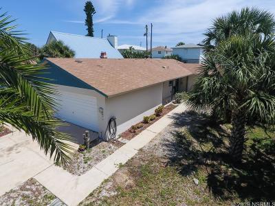 New Smyrna Beach Single Family Home For Sale: 1603 Beacon St