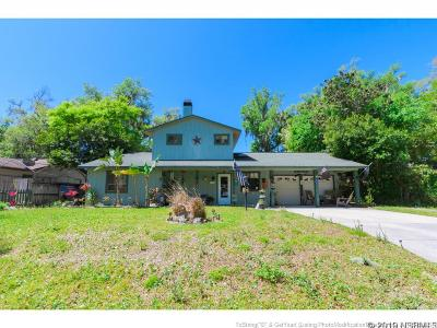Edgewater Single Family Home For Sale: 2114 Needle Palm Dr