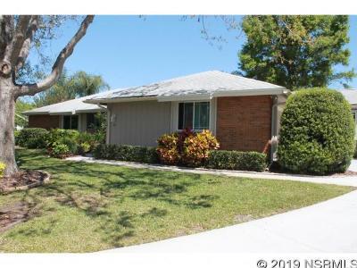New Smyrna Beach FL Single Family Home For Sale: $269,000