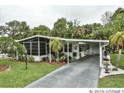 Edgewater Single Family Home For Sale: 814 Navigators Way