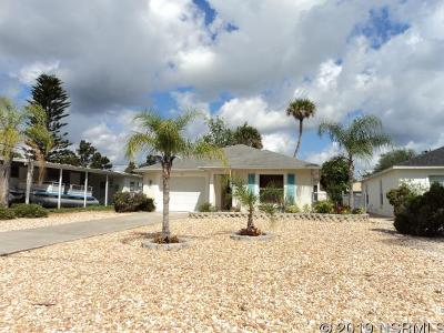 Edgewater Single Family Home For Sale: 165 Douglas Street