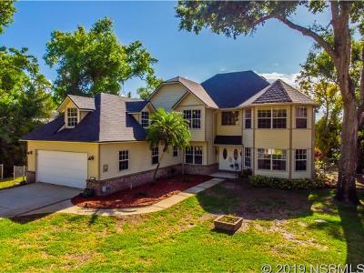 Port Orange Single Family Home For Sale: 891 Hewitt Dr
