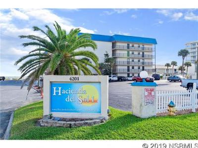 New Smyrna Beach Single Family Home For Sale: 4201 Atlantic Ave #106