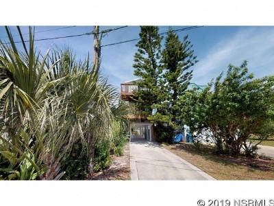 New Smyrna Beach Single Family Home For Sale: 895 Bluefish Ave