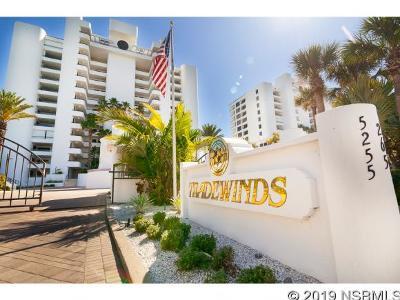 New Smyrna Beach Single Family Home For Sale: 5255 Atlantic Ave #303