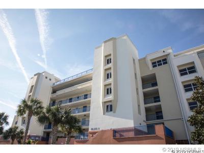 New Smyrna Beach Single Family Home For Sale: 5300 Atlantic Ave #8-207