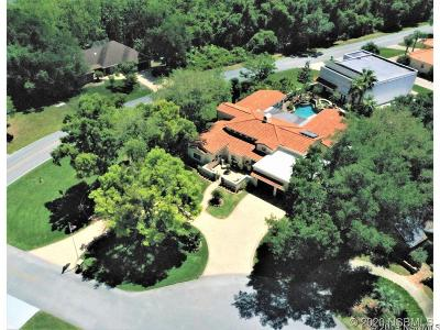 Port Orange Single Family Home For Sale: 1780 Doolittle Court