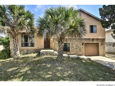 New Smyrna Beach Single Family Home For Sale: 30 Cunningham Dr