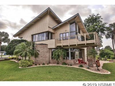 New Smyrna Beach Single Family Home For Sale: 230 Fairgreen Ave