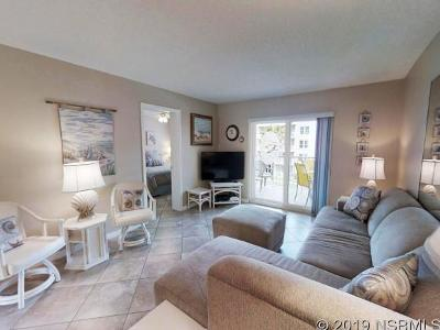 New Smyrna Beach Single Family Home For Sale: 4155 Atlantic Ave #314