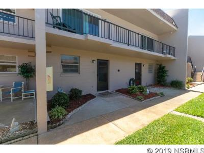 Ponce Inlet Condo/Townhouse For Sale: 4454 S Atlantic Avenue #114
