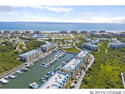 Ponce Inlet Condo/Townhouse For Sale: 4624 Harbour Village Boulevard #4401