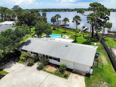 New Smyrna Beach FL Single Family Home For Sale: $689,000