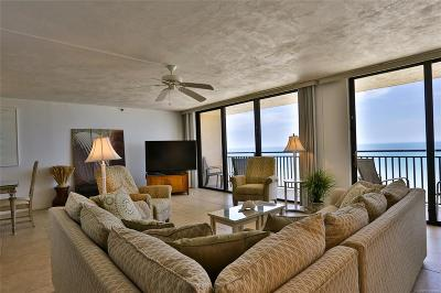 New Smyrna Beach Condo/Townhouse For Sale: 4139 S Atlantic Avenue #B808
