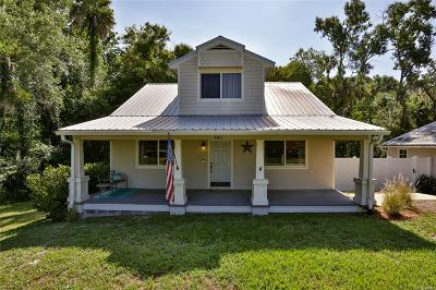 New Smyrna Beach FL Single Family Home For Sale: $325,000