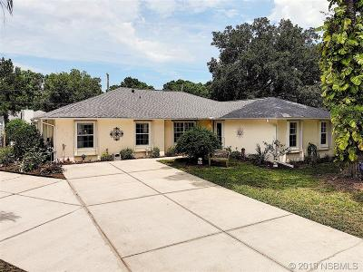Edgewater Single Family Home For Sale: 2703 Victory Palm Drive
