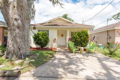 Port Orange Single Family Home For Sale: 5148 Rogers Avenue