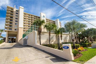 New Smyrna Beach Condo/Townhouse For Sale: 4139 S Atlantic Avenue #B307