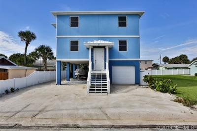 New Smyrna Beach Single Family Home For Sale: 435 Jessamine Avenue