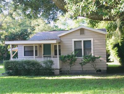 New Smyrna Beach Single Family Home For Sale: 2016 Pioneer Trail