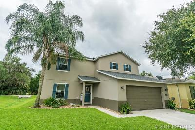 New Smyrna Beach Single Family Home For Sale: 605 Aeolian Drive