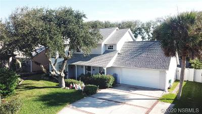 New Smyrna Beach Single Family Home For Sale: 813 E 7th Avenue
